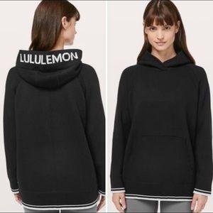 Brand new lululemon knit hoodie